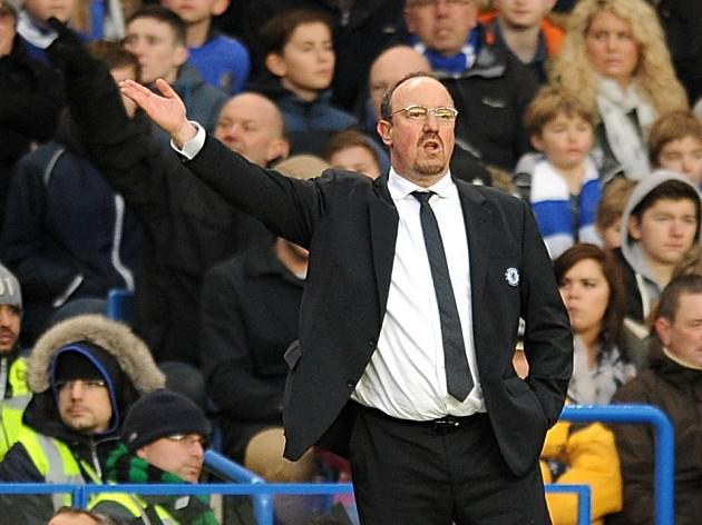 We deserved to win - Benitez