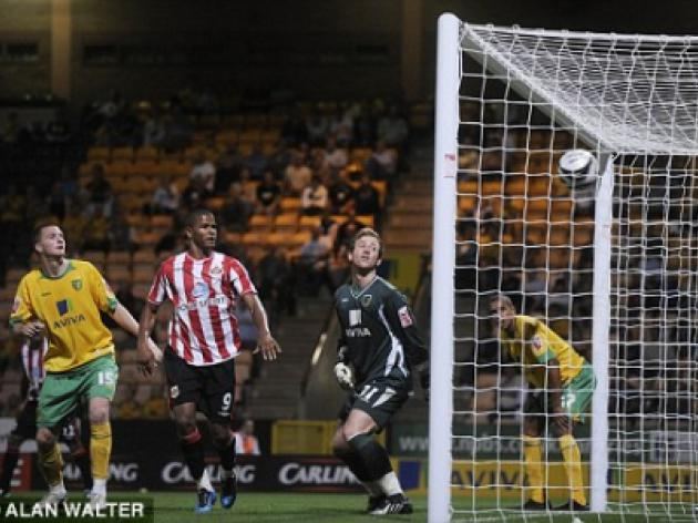 Norwich City 1 Sunderland 4: It#8217;s Lambert to the slaughter!