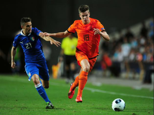 Van Ginkel replaces injured Locadia for Netherlands World Cup camp