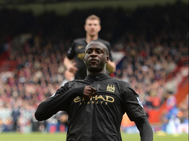 Toure stresses City commitment