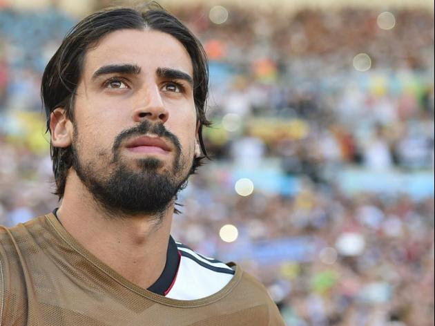 Sami Khedira could become Chelsea's next summer signing as agent denies Arsenal deal