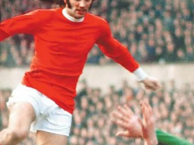 top 10 greatest football players of all time - 8 - George Best