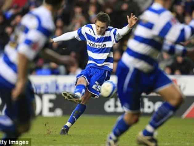 Reading 1 Swansea 1: Gylfi Sigurdsson's free-kick saves draw for caretaker manager Brian McDermott