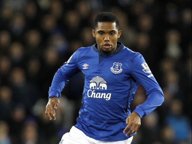 Eto'o close to sealing Samp switch