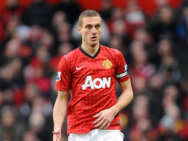 Vidic eyes first FA Cup crown