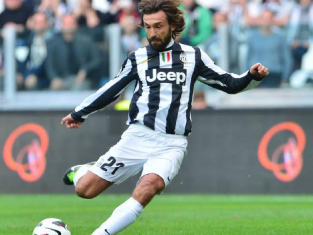 Juve confirm knee ligament damage for Pirlo