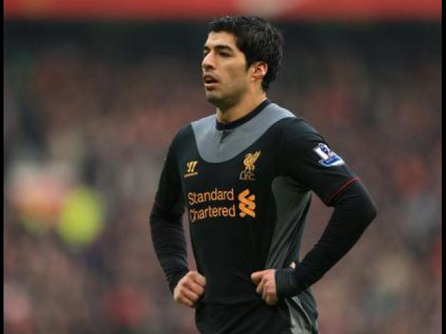 Liverpool reject Suarez bid