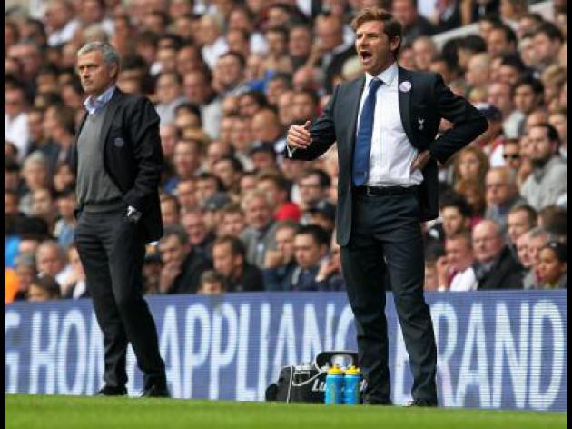 Jose: I spoke with AVB after axe