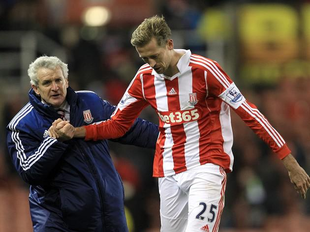 Hughes: Crouch going nowhere