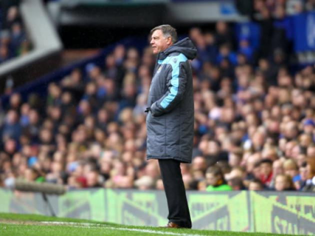 Allardyce tells fans not to expect too much
