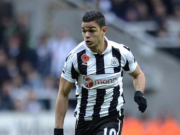 Newcastle star Hatem Ben Arfa could miss Manchester City clash