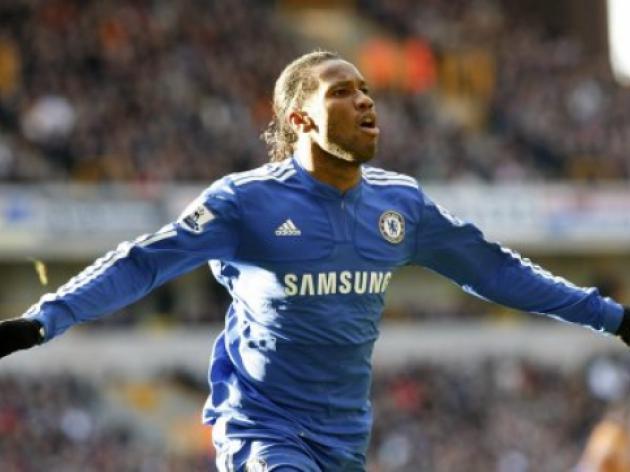 Wolverhampton Wanderers 0-2 Chelsea -  Match Report
