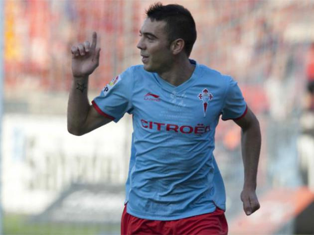 Introducing new Liverpool signing, Iago Aspas