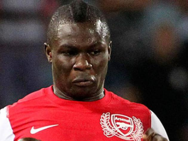 Arsenal set to send Frimpong on loan