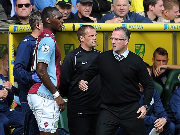 Benteke 'victim of own success'