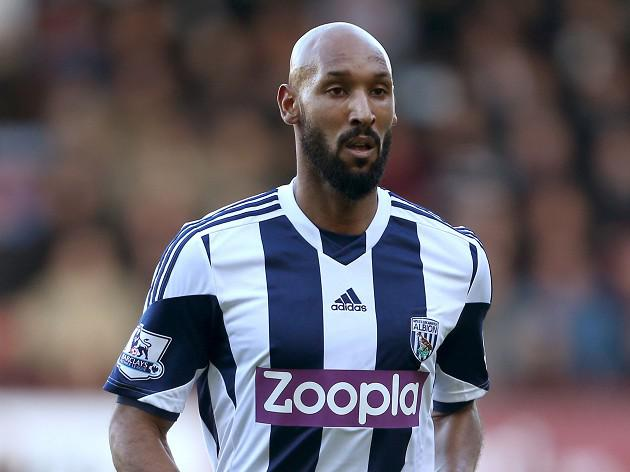 Anelka points out Jewish group view