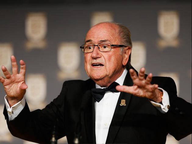 Blatter wants manager challenges