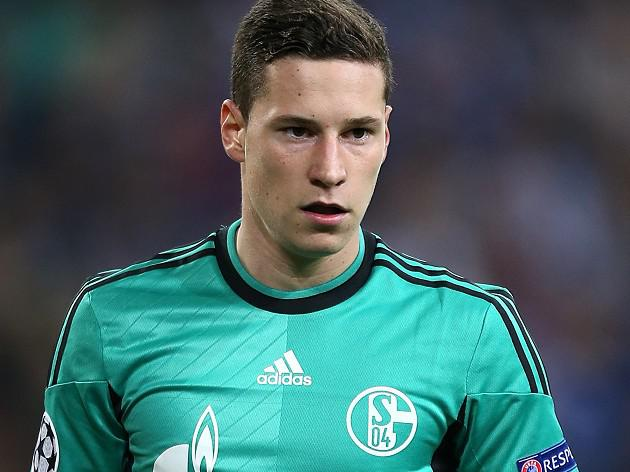 Wenger not giving up on Draxler