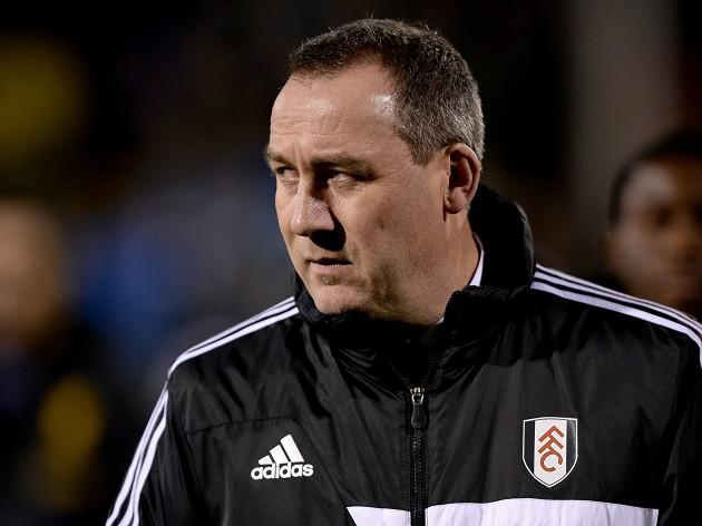 Fulham 'freaked out' - Meulensteen