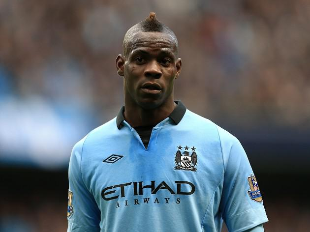 Manchester City play down Mario Balotelli speculation