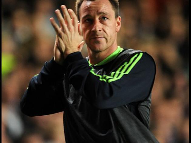 Terry looks to life after football