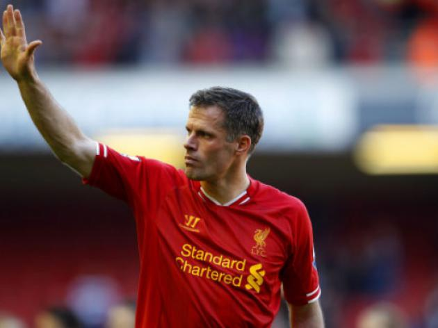 Farewell to Jamie Carragher, Liverpool's 'Working Class Hero'