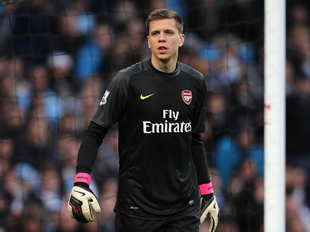 Szczesny talks up Arsenal chances
