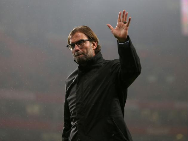 Champions League spot doesn't interest Klopp