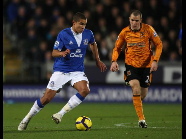 Everton V Hull - Follow LIVE Text Commentary