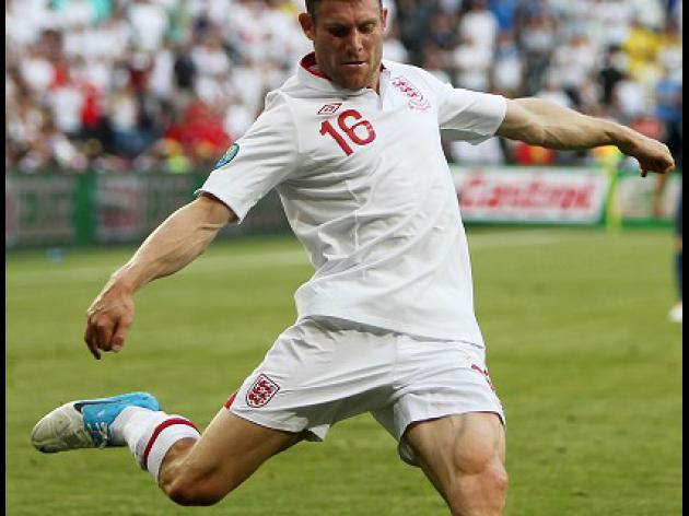 Milner: Best yet to come from England