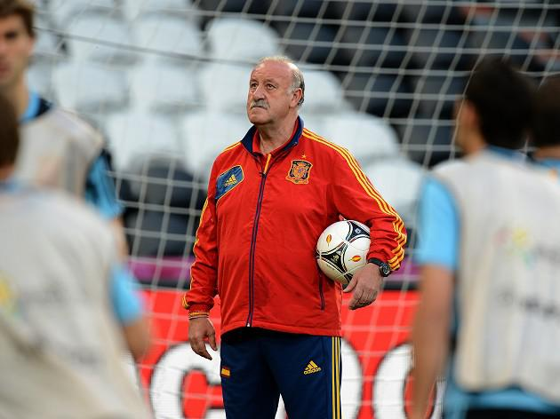 Del Bosque magnanimous in defeat