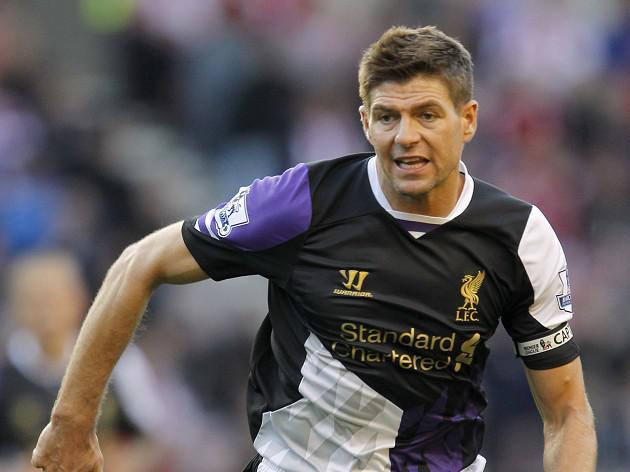 Gerrard is remarkable - Rodgers