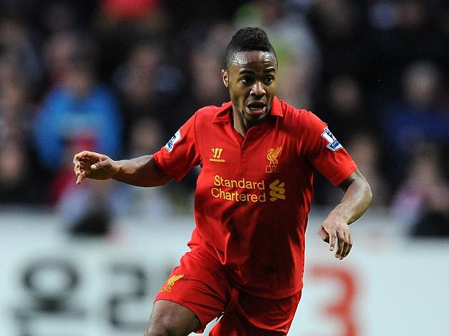 Liverpool first team coach Mike Marsh praises youngster Sterling