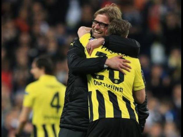 Klopp eyeing Champions League title after beating Madrid