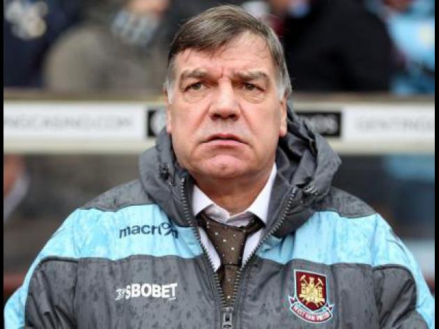 West Ham boss Sam Allardyce sanguine over Liverpool visit