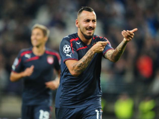 Mitroglou the threat to unbeaten PSG