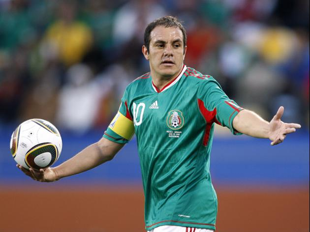 Mexico icon Blanco to play in tribute game