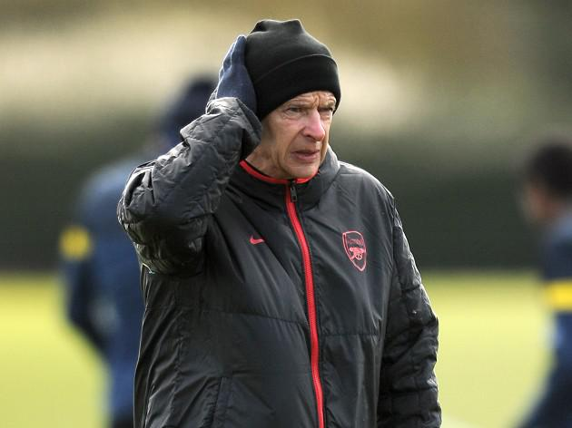 Wenger retains hope ahead of Bayern test