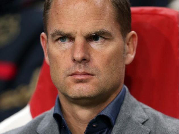 De Boer to mull over Spurs job