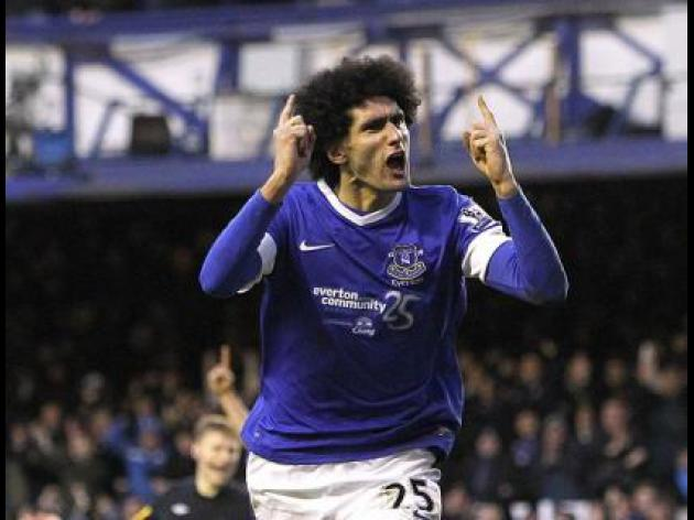 Everton 3-1 Oldham: Match Report