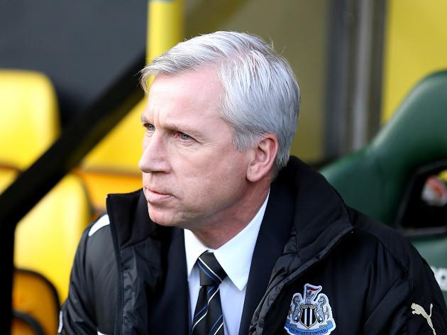 Pardew sets out his stall as boss