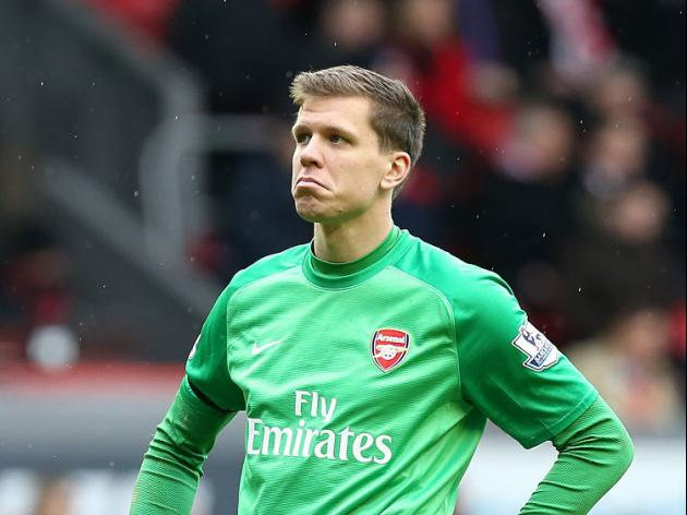 Szczesny ready to scrap for points
