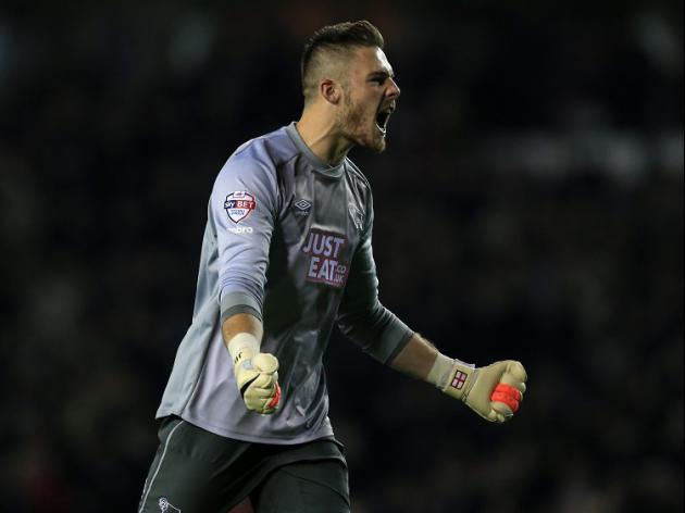 Butland extends Derby loan deal