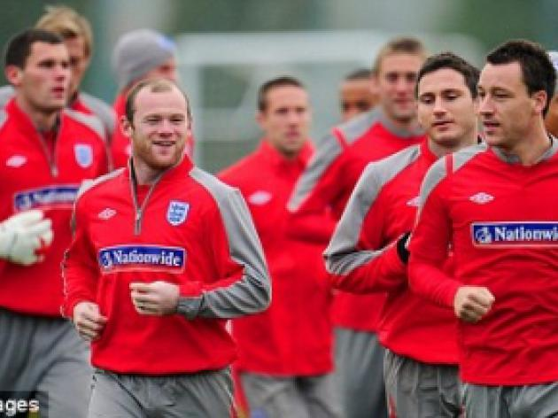 Terry set to miss England clash with Brazil as Capello's woes mount up