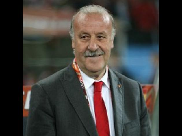Del Bosque pays tribute to Dutch