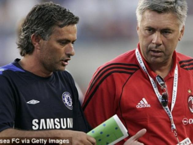 Mourinho is a joke! All of Italy will cheer on Chelsea, says rival Ancelotti