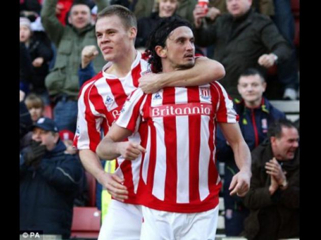 COMPETITION: Win tickets to Stoke v Birmingham at the Britannia Stadium