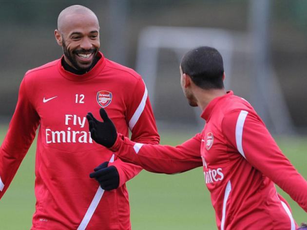 Henry, Pires lined up for India tournament