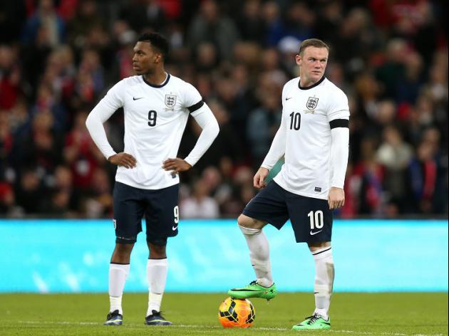 Rooney praises Sturridge