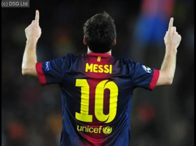 Leo Messi stakes claim as greatest ever
